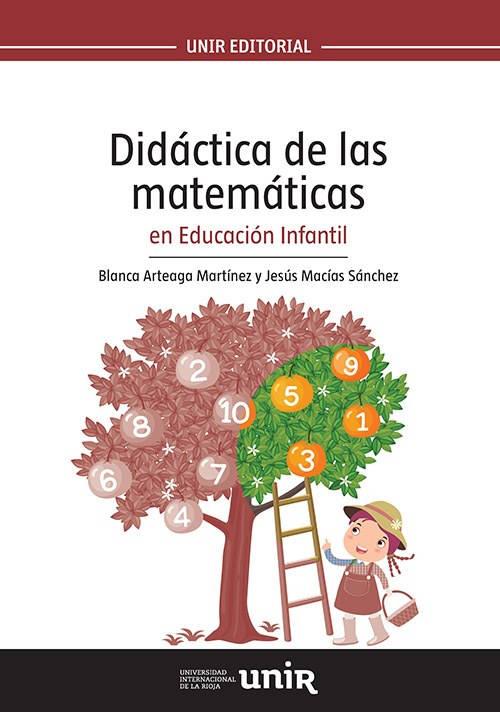 """Manual """"Didáctica de las matemáticas"""" en Educación Infantil"""