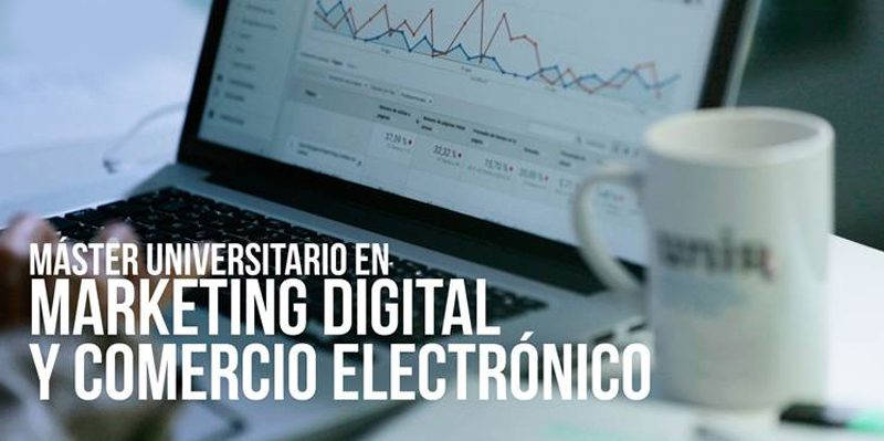 Video Máster oficial en Marketing Digital y Comercio Electrónico