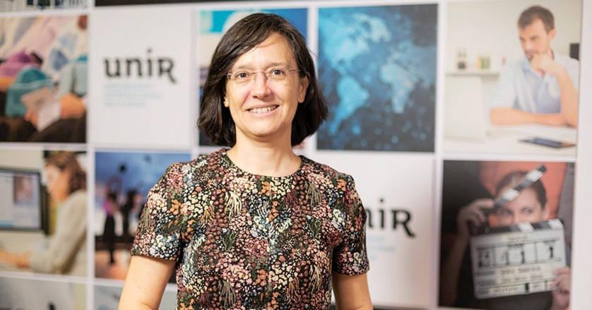 Mercedes Martínez Piédrola, Directora del Máster U. en Dirección y Gestión de Unidades de Enfermería