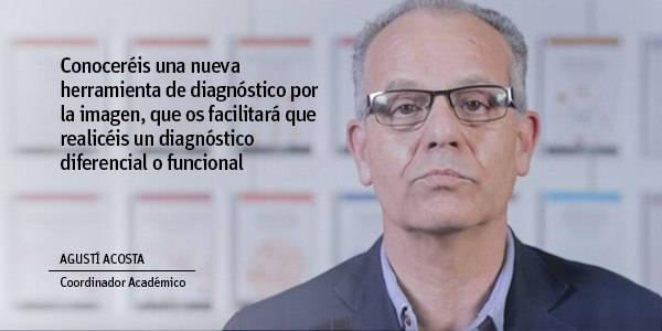 Agustí Acosta, Coordinador Académico del Curso Experto en Ecografía Musculoesquelética