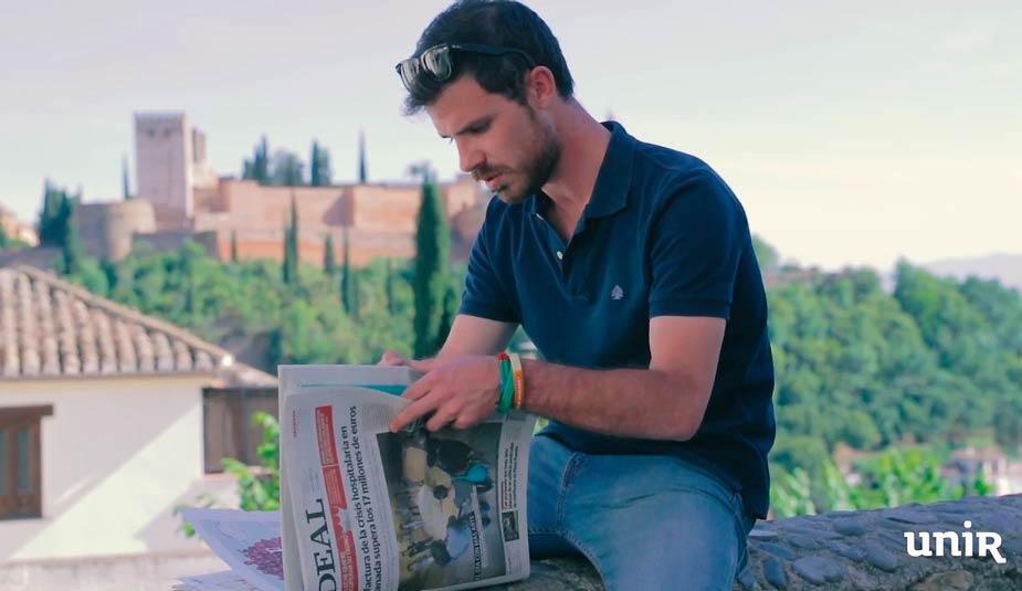 Alumno Jesús Albarracín premiado