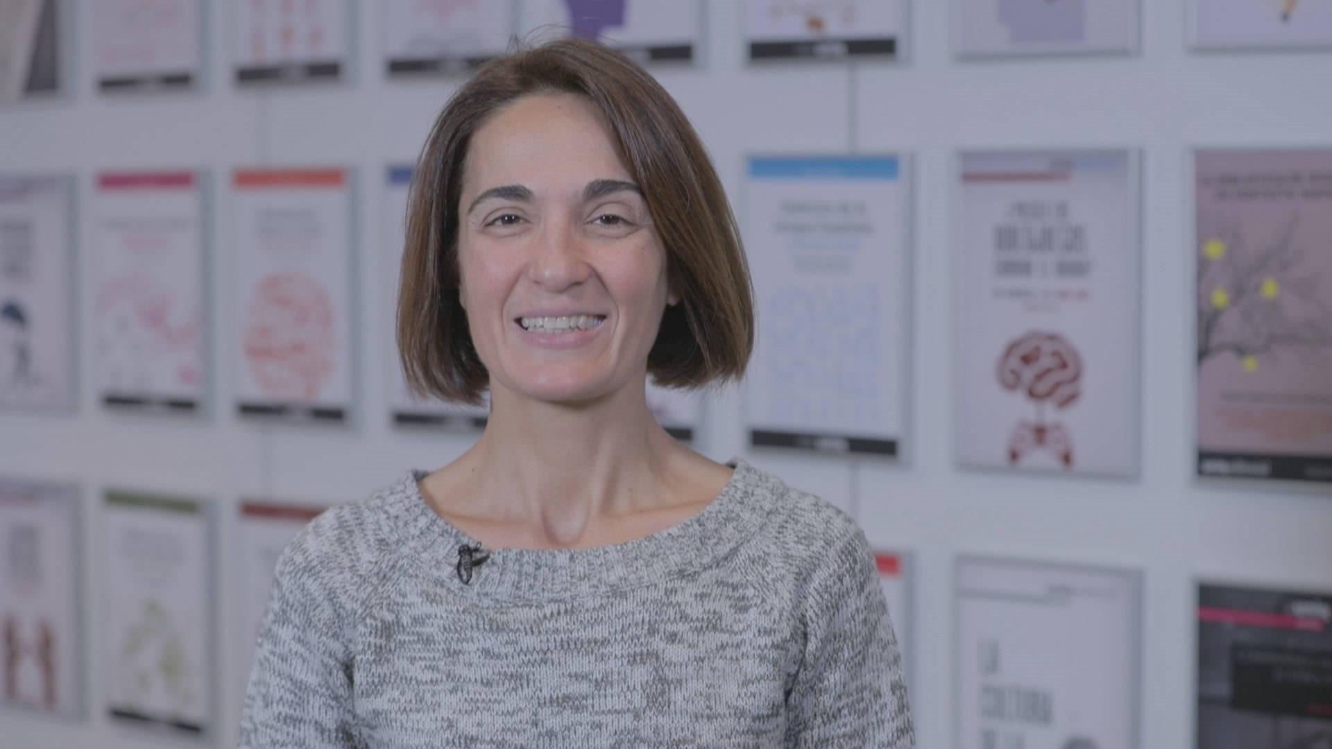 Manuela Fernández, Profesora del Curso de Formación Permanente Competencias Digitales en la enseñanza de las Lengua y la Literatura