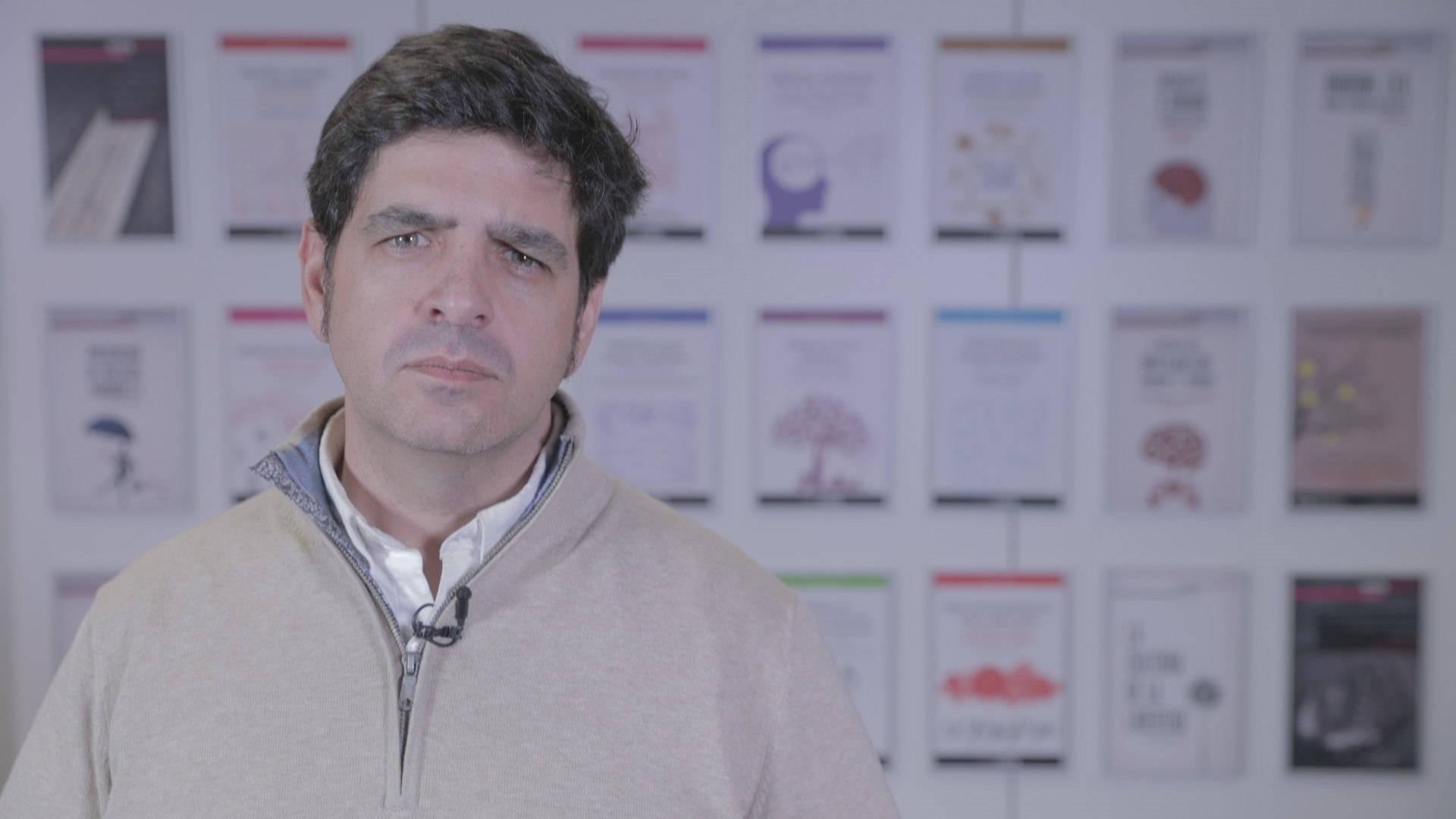 Fernando Villar, Profesor del curso de Formación Permanente Realidad Aumentada en educación