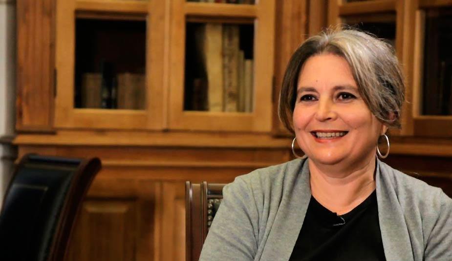 Elvira Roca, autora deImperiofobia y leyenda negra
