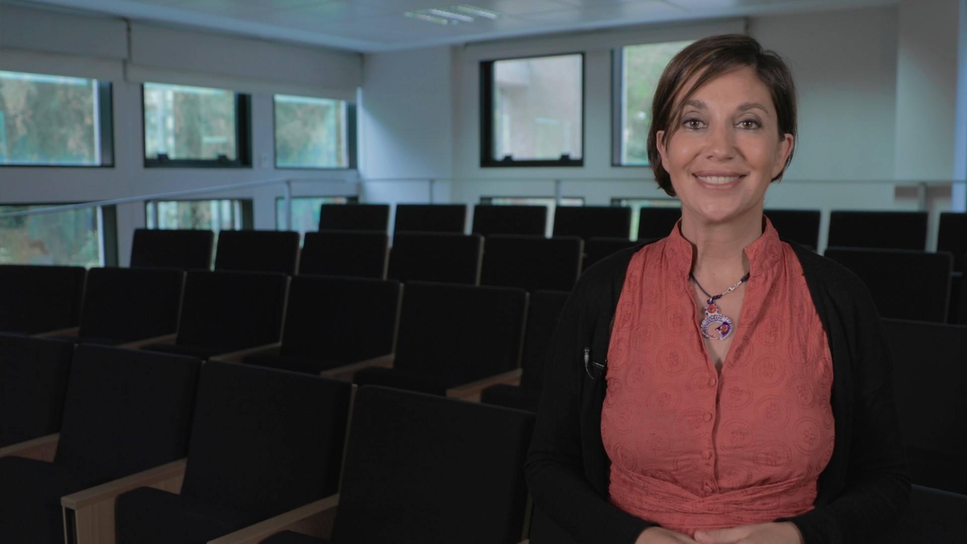 Deborah Martín, profesora del Curso de Formación Permanente en Metodologías activas e Innovación educativa