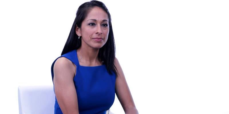 Elizabeth Medina, alumna del Grado en Psicología