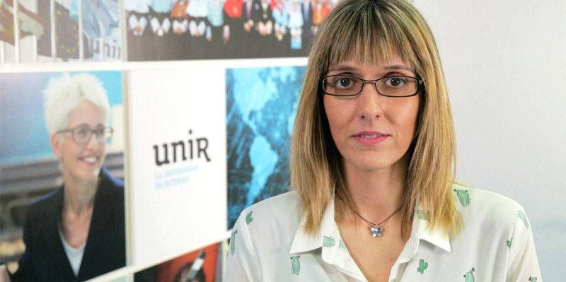 Nuria Avellaneda, Tutora del Grado Online en Psicología