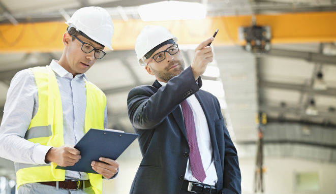 Técnico de prevención de riesgos laborales