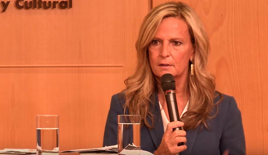 Isabel San Sebastián presenta La Peregrina en el Aula de Cultura