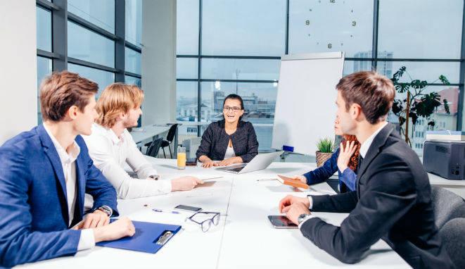 Las relaciones laborales en un ambiente de trabajo resultan decisivas.