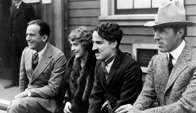 Chaplin - Griffith