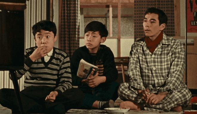 La cinematografía japonesa posee clásicos imprescindibles.