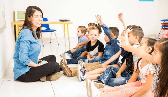 La enseñanza bilingüe en Educación Infantil, cada vez más esencial.