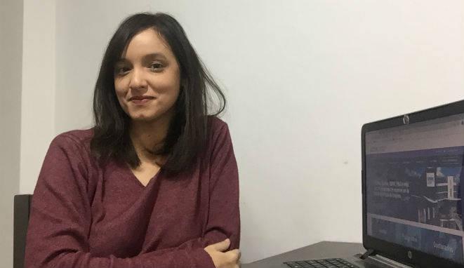 Laura estudió el Máster de Psicopedagogía de UNIR.