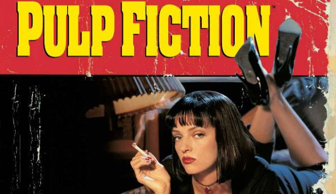 Pulp Fiction, icónica y fascinante
