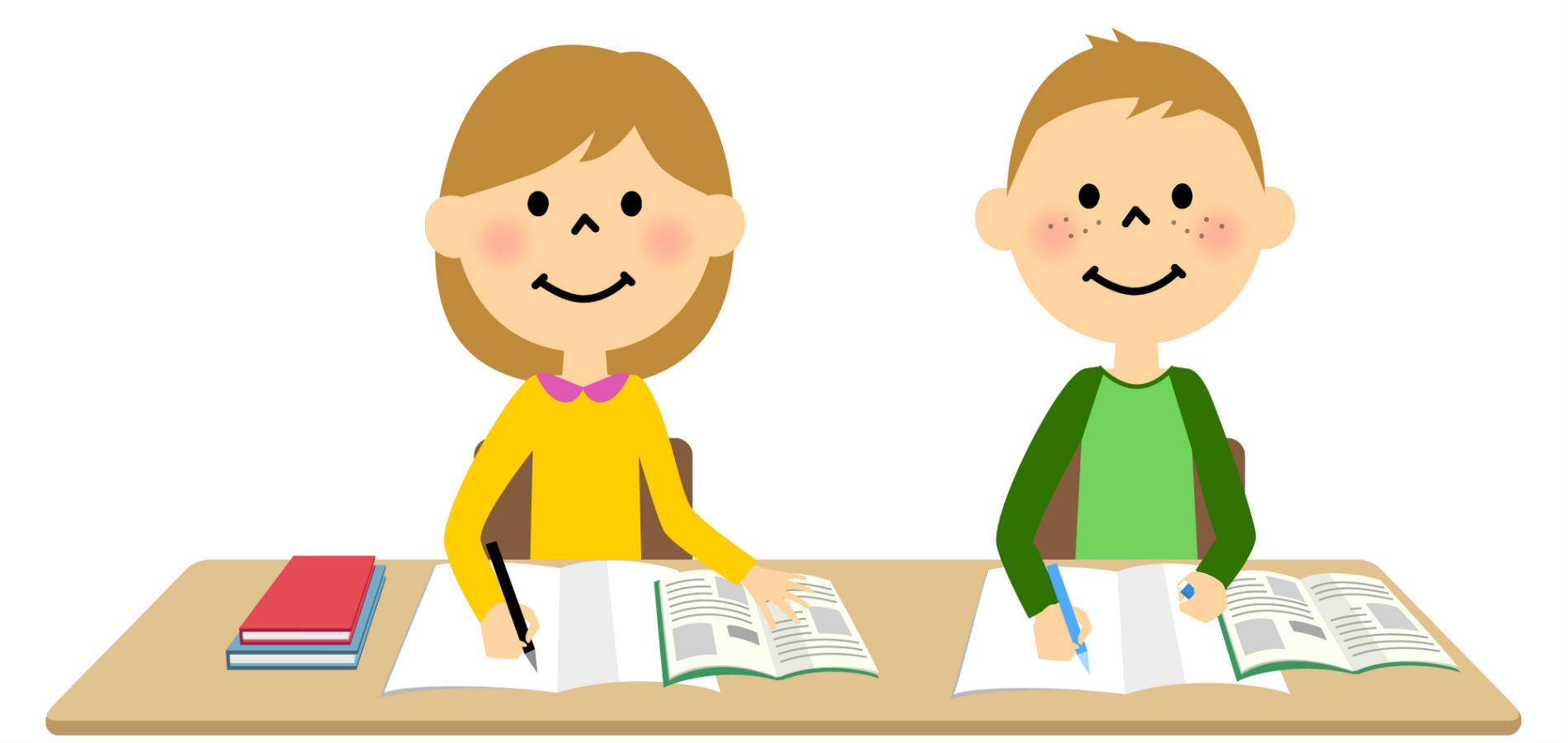 El método Kumon ayuda a los niños a mejorar en matemáticas.
