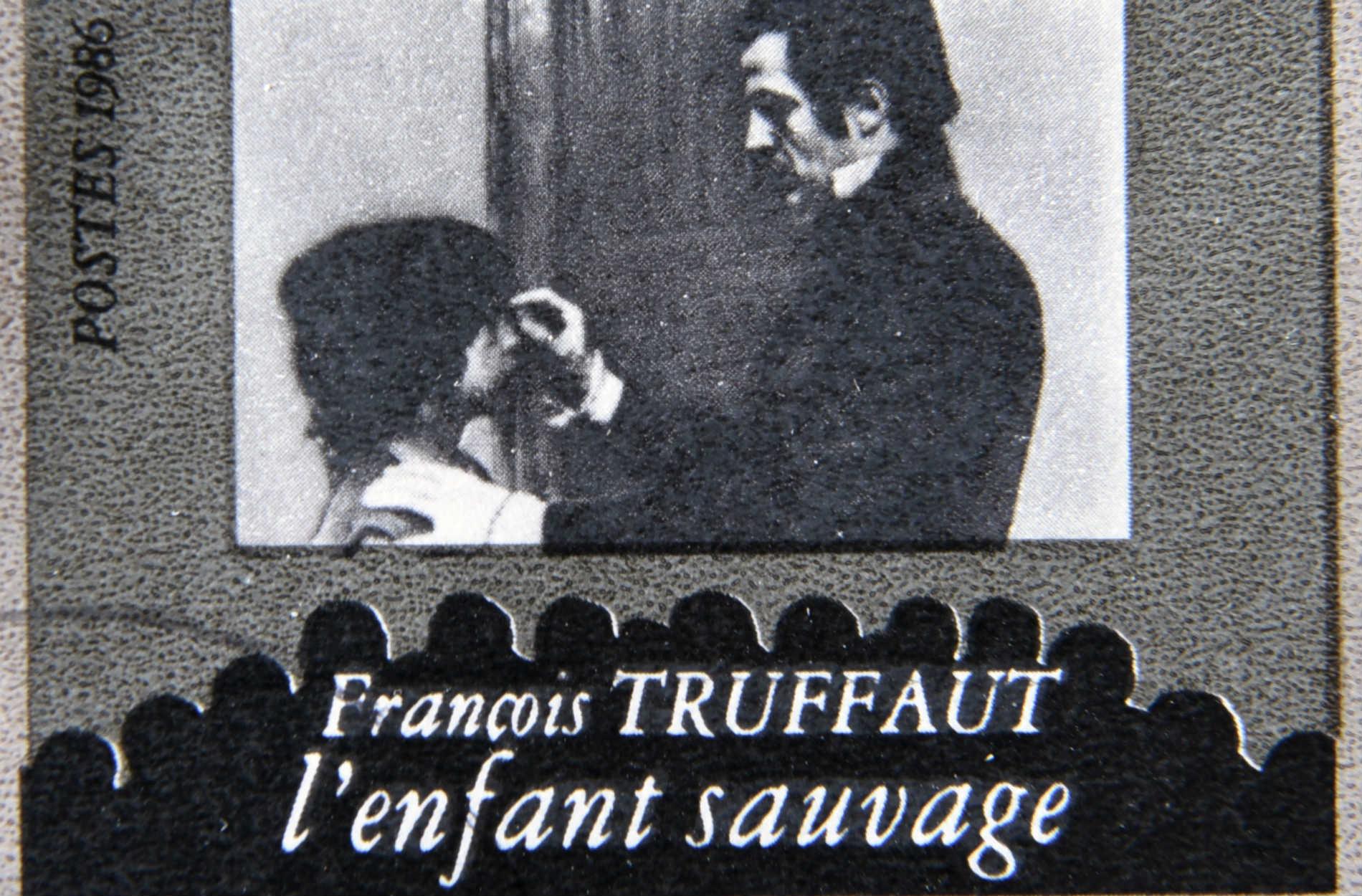 François Truffaut, director de cine francés.