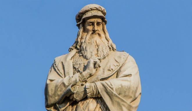 Leonardo Da Vinci, figura universal.