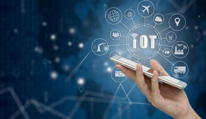 El IoT revoluciona la logística.