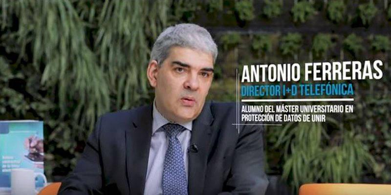 Antonio Ferreras cuenta su experiencia con el Máster