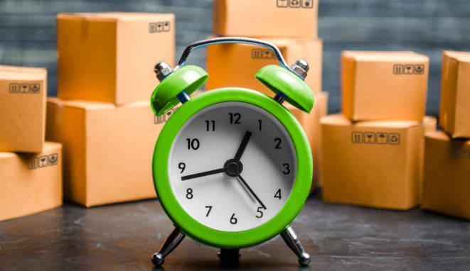 reloj para el efecto escasez