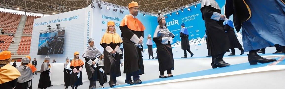 Graducación UNIR