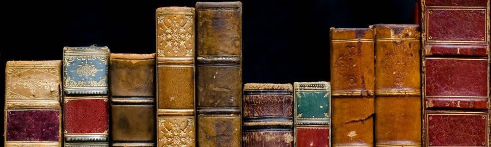 Recursos literarios; libros antiguos