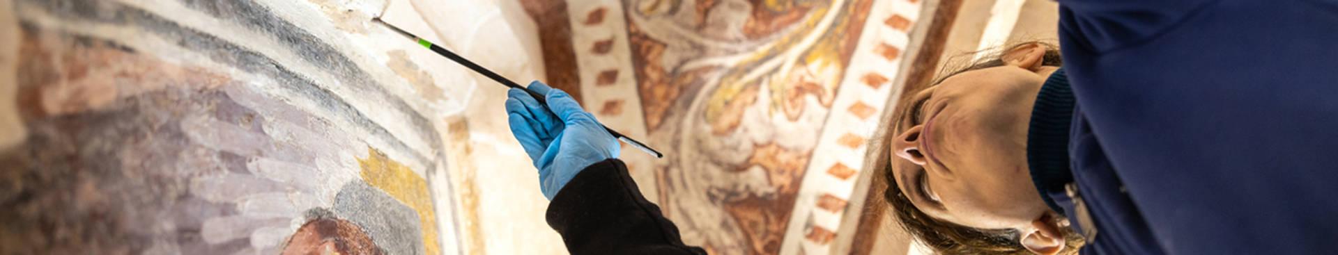 técnicas de conservación y restauración del patrimonio